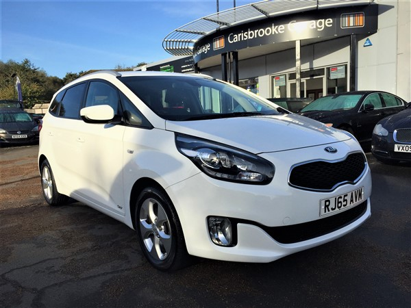 Image of Kia Carens Used Car For Sale on the Isle of Wight for Vehicle 5903