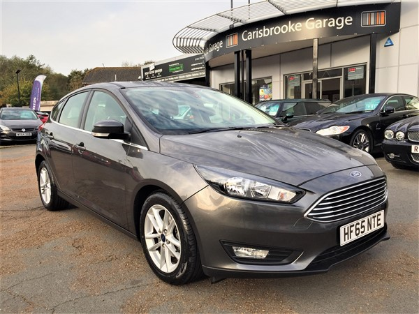 Image of Ford Focus Used Car For Sale on the Isle of Wight for Vehicle 5904