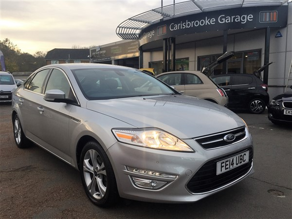 Image of Ford Mondeo Used Car For Sale on the Isle of Wight for Vehicle 5908