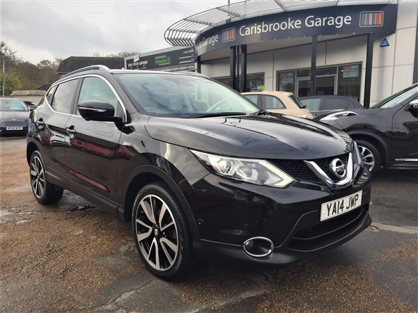Image of Nissan Qashqai Used Car For Sale on the Isle of Wight for Vehicle 5915