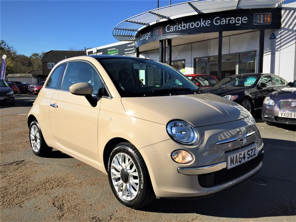Image of Fiat 500 Used Car For Sale on the Isle of Wight for Vehicle 5916