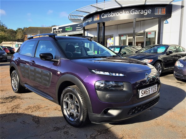 Image of Citroen C4 Cactus Used Car For Sale on the Isle of Wight for Vehicle 5917