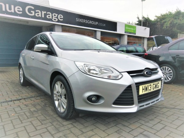 Image of Ford Focus Used Car For Sale on the Isle of Wight for Vehicle 5918