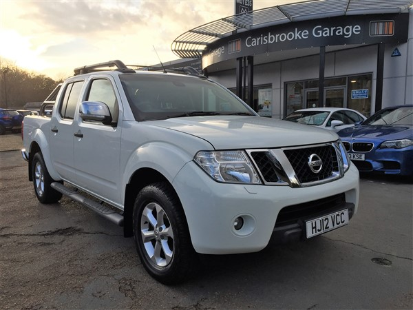 Image of Nissan Navara Used Car For Sale on the Isle of Wight for Vehicle 5920