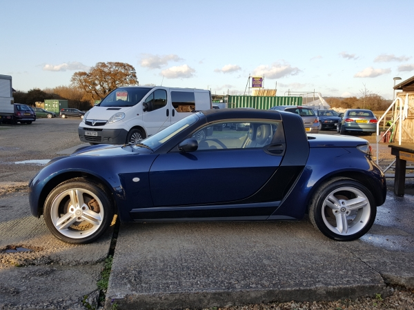 Image of Smart Roadster Used Car For Sale on the Isle of Wight for Vehicle 5921