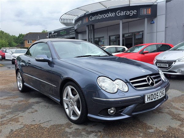 Image of Mercedes CLK 350 Used Car For Sale on the Isle of Wight for Vehicle 5928