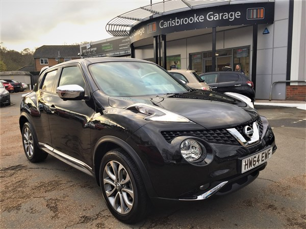 Image of Nissan Juke Used Car For Sale on the Isle of Wight for Vehicle 5931