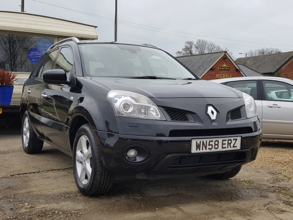 Image of Renault Koleos Used Car For Sale on the Isle of Wight for Vehicle 5934