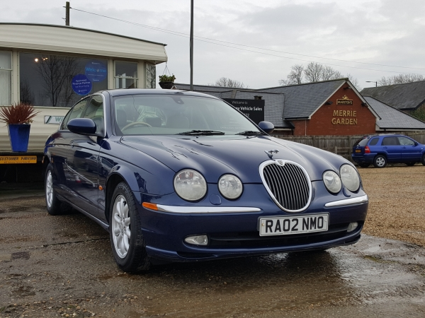 Image of Jaguar S Type Used Car For Sale on the Isle of Wight for Vehicle 5935