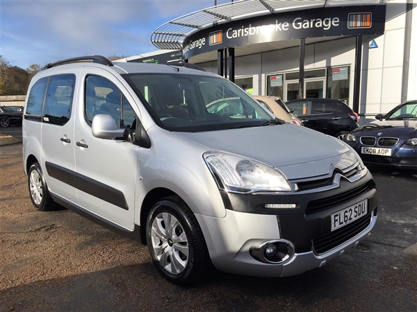 Image of Citroen Berlingo Used Car For Sale on the Isle of Wight for Vehicle 5936