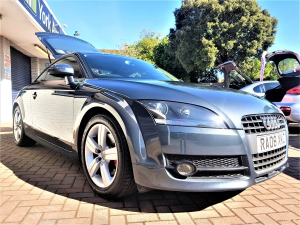 Image of Audi TT Used Car For Sale on the Isle of Wight for Vehicle 5948