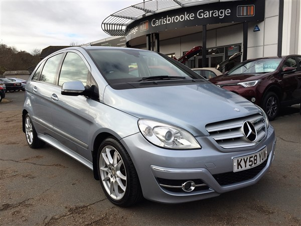 Image of Mercedes B200 Used Car For Sale on the Isle of Wight for Vehicle 5949