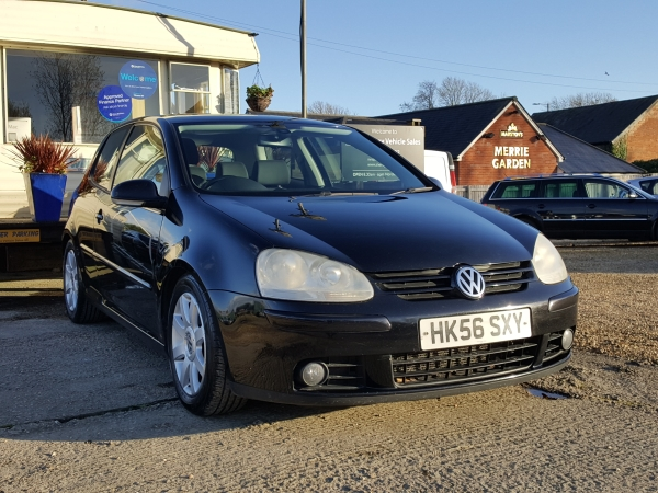 Image of Volkswagen Golf Used Car For Sale on the Isle of Wight for Vehicle 5950