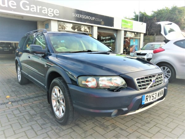 Image of Volvo XC70 Used Car For Sale on the Isle of Wight for Vehicle 5956