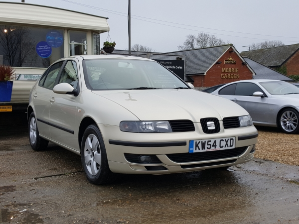Image of SEAT Leon Used Car For Sale on the Isle of Wight for Vehicle 5964