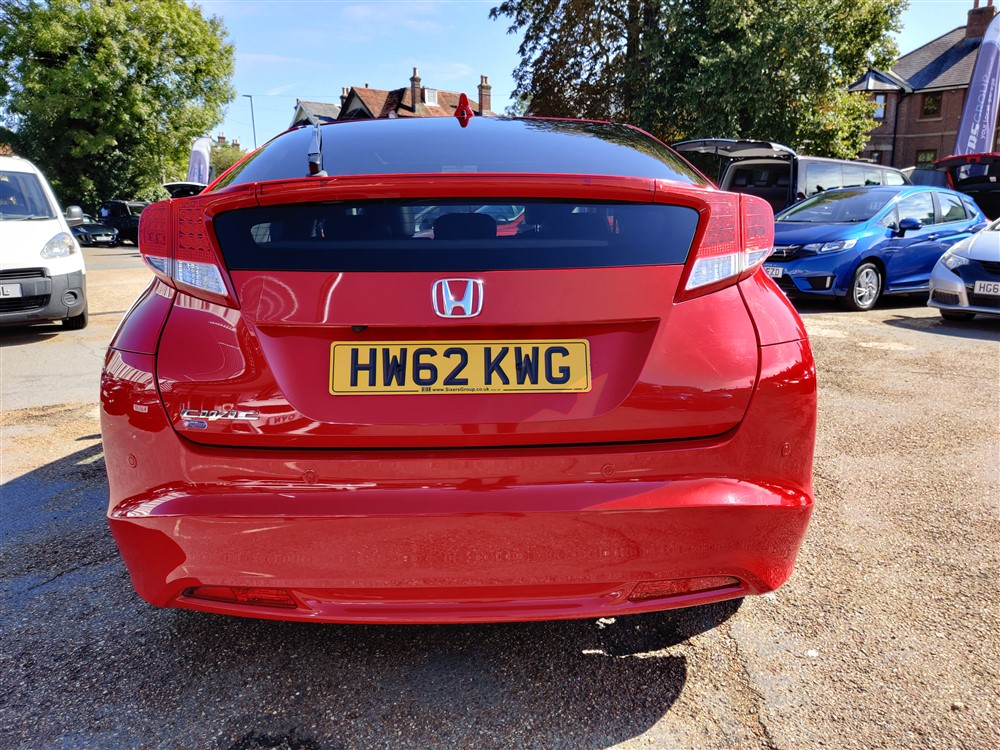 Car For Sale Honda Civic - HW62KWG Sixers Group Image #3