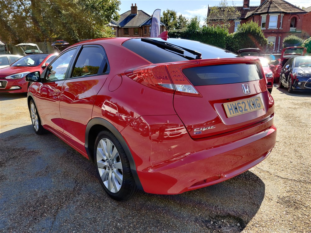 Car For Sale Honda Civic - HW62KWG Sixers Group Image #4