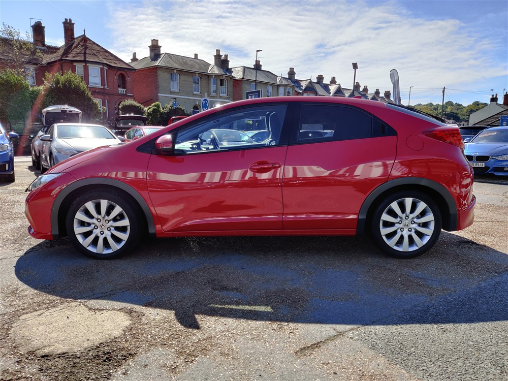 Car For Sale Honda Civic - HW62KWG Sixers Group Image #5