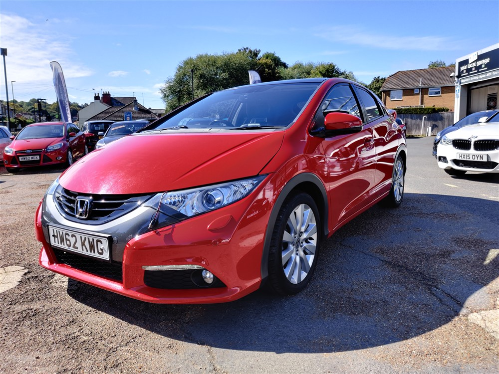 Car For Sale Honda Civic - HW62KWG Sixers Group Image #6