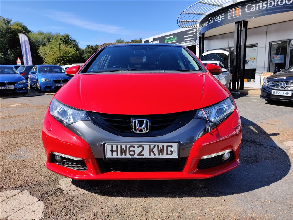 Car For Sale Honda Civic - HW62KWG Sixers Group Image #7