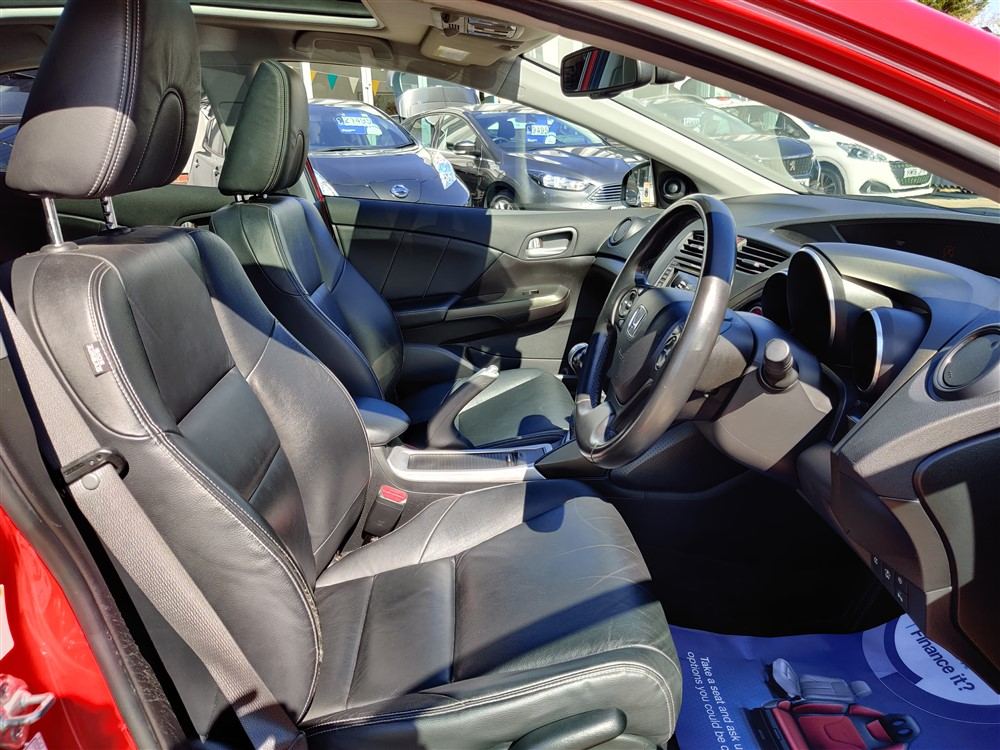 Image of Honda Civic Used Car For Sale on the Isle of Wight for Vehicle 5967