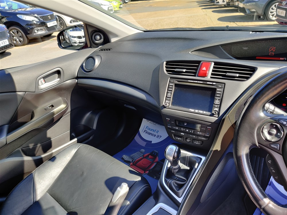 Car For Sale Honda Civic - HW62KWG Sixers Group Image #12