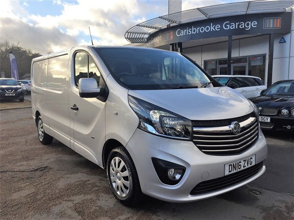 Image of Vauxhall Vivaro Used Car For Sale on the Isle of Wight for Vehicle 5974