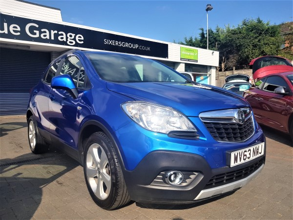 Image of Vauxhall Mokka Used Car For Sale on the Isle of Wight for Vehicle 5982