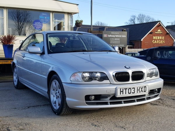 Image of BMW 318 Ci Used Car For Sale on the Isle of Wight for Vehicle 5983