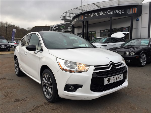 Image of Citroen DS4 Used Car For Sale on the Isle of Wight for Vehicle 5987
