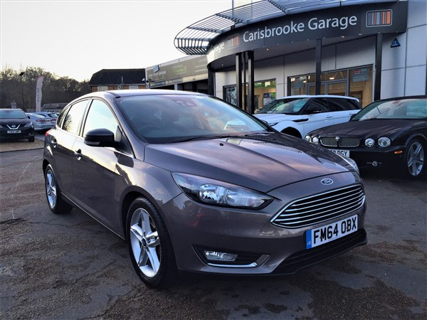 Image of Ford Focus Used Car For Sale on the Isle of Wight for Vehicle 5988