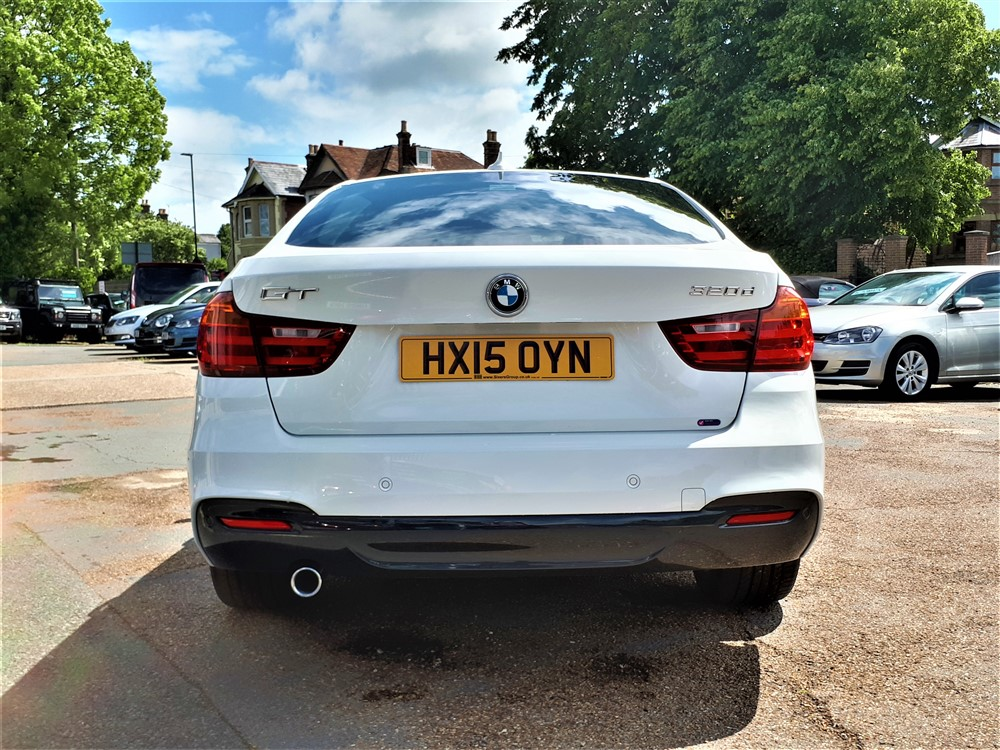 Image of BMW 3 Series Used Car For Sale on the Isle of Wight for Vehicle 5990