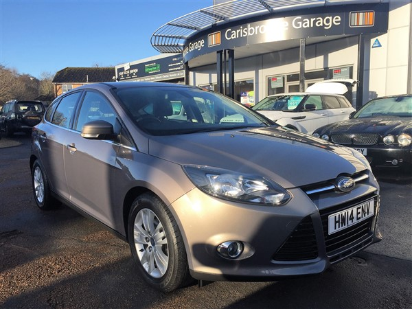 Image of Ford Focus Used Car For Sale on the Isle of Wight for Vehicle 6997