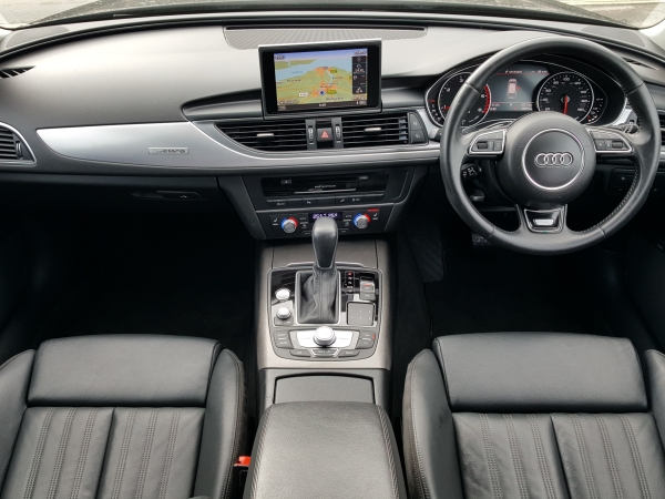 Image of Audi A6 Used Car For Sale on the Isle of Wight for Vehicle 6999