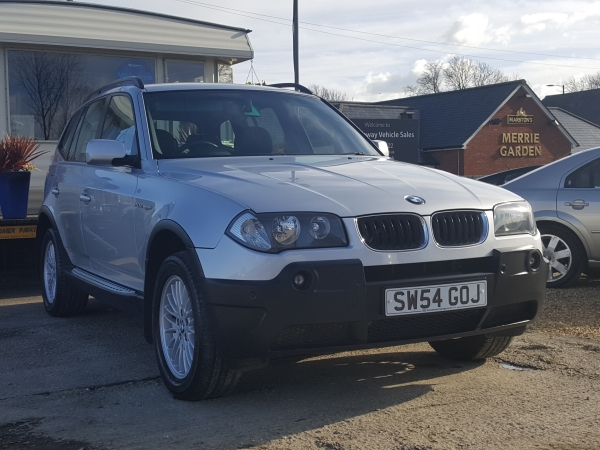 Image of BMW X3 Used Car For Sale on the Isle of Wight for Vehicle 7002