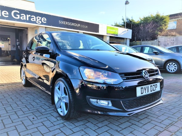 Image of Volkswagen Polo Used Car For Sale on the Isle of Wight for Vehicle 7008