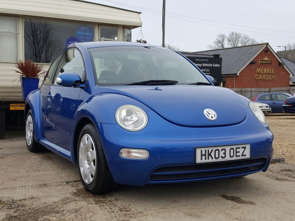 Image of Volkswagen Beetle Used Car For Sale on the Isle of Wight for Vehicle 7010