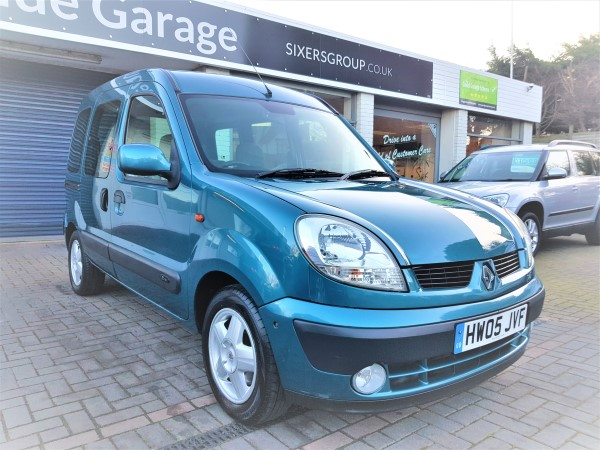 Image of Renault Kangoo Used Car For Sale on the Isle of Wight for Vehicle 7017
