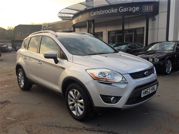 Image of Ford Kuga Used Car For Sale on the Isle of Wight for Vehicle 7021