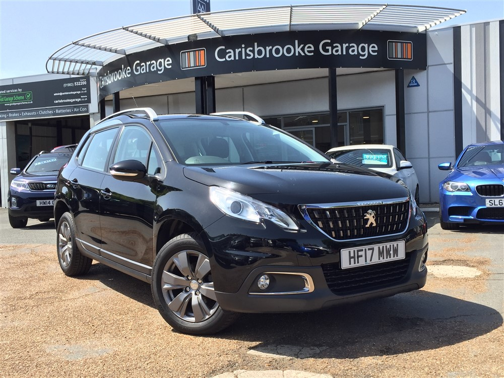 Image of Peugeot 2008 Used Car For Sale on the Isle of Wight for Vehicle 7023