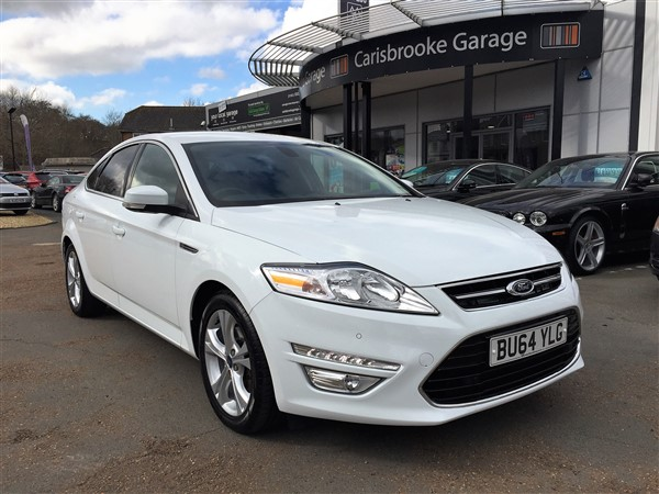 Image of Ford Mondeo Used Car For Sale on the Isle of Wight for Vehicle 7025