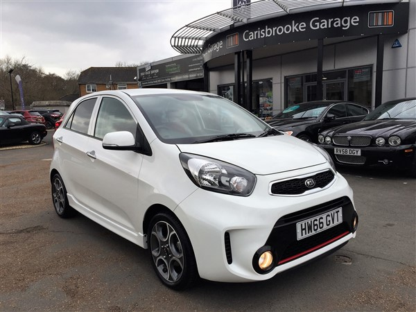 Image of Kia Picanto Used Car For Sale on the Isle of Wight for Vehicle 7034