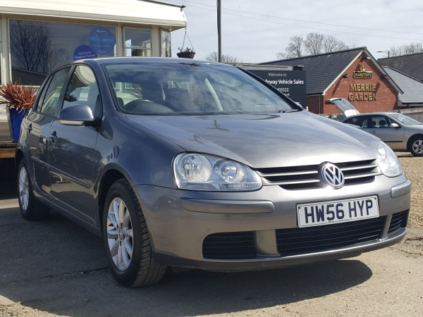 Image of Volkswagen Golf Used Car For Sale on the Isle of Wight for Vehicle 7035