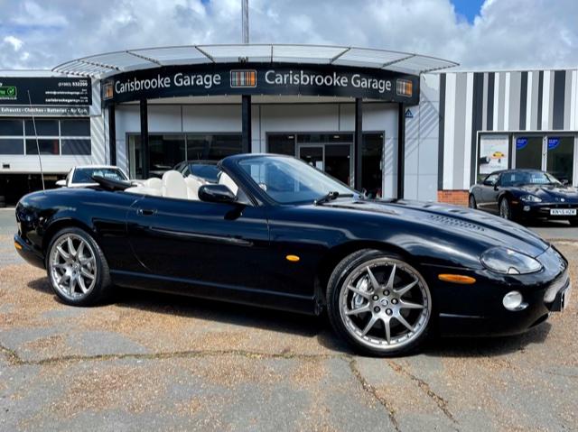 Car For Sale Jaguar XKR Convertible - VE54XKR Sixers Group Image #0