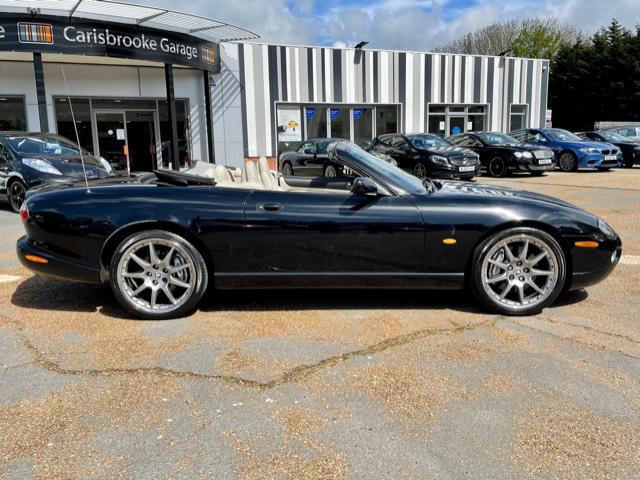 Car For Sale Jaguar XKR Convertible - VE54XKR Sixers Group Image #1