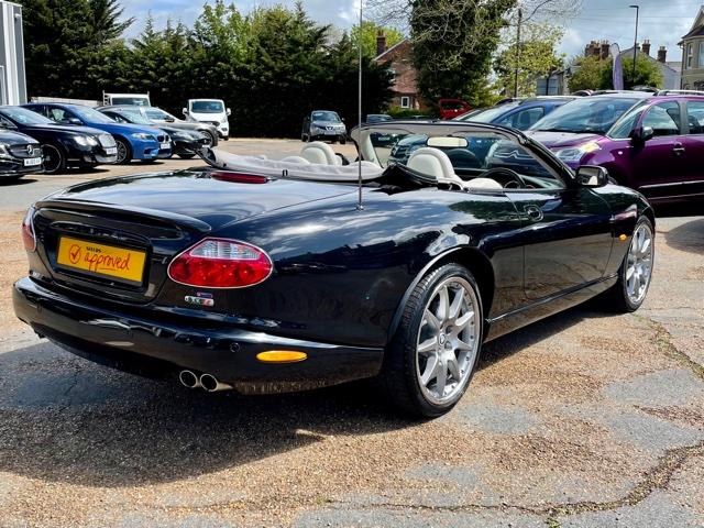 Car For Sale Jaguar XKR Convertible - VE54XKR Sixers Group Image #2