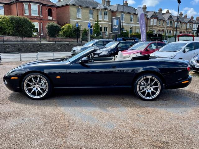 Car For Sale Jaguar XKR Convertible - VE54XKR Sixers Group Image #5
