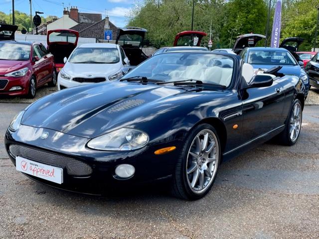 Car For Sale Jaguar XKR Convertible - VE54XKR Sixers Group Image #6