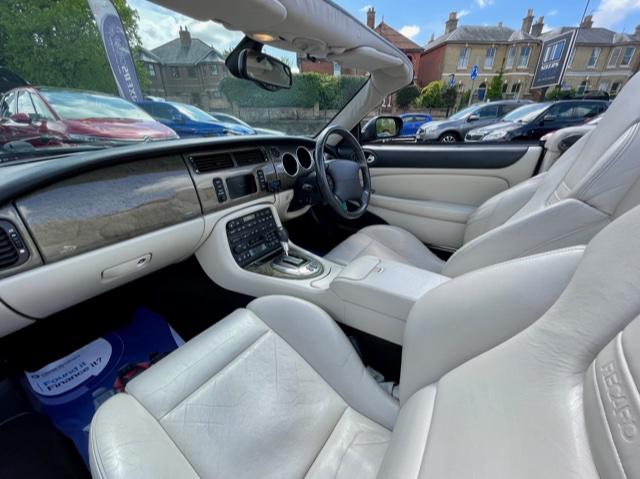 Car For Sale Jaguar XKR Convertible - VE54XKR Sixers Group Image #7