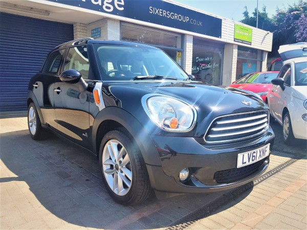 Image of Mini Countryman Used Car For Sale on the Isle of Wight for Vehicle 7042